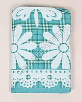 Льняное банное полотенце 108L90