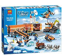 Конструктор Bela 10442 Арктическая станция, серия Urban Arctic, 6+, 733 детали