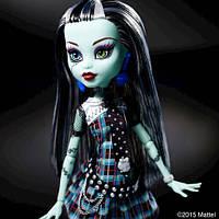 "Большая кукла монстер хай Френки Штейн 42 см Monster High 17""Large Doll Frankie Stein"