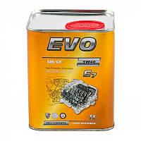 EVO E7 5W-40 SN/CF Моторное мало 1л