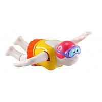 Плавец заводной механический, игрушка для ванны (27067) Сheatwell