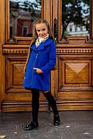 Детское кашемировое пальто для девочки