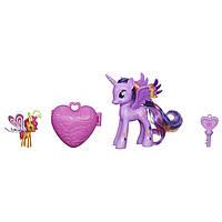 My Little Pony Twilight Sparkle и Sunset Breezie