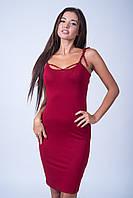 Платье облегающее со шнуровкой Divani 1004