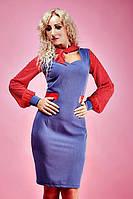 Коктельное молодежное платье Мадлен, фото 1