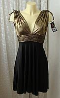 Платье модное клубное мини Am:Pm р.44 7056