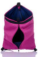 """Рюкзак - сумка """" Cosy"""" (малина), фото 1"""