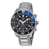 Часы хронограф Seiko Diver's SOLAR  SSC017P1 дайверские