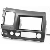 Переходная рамка CARAV 11-063 2 DIN (Honda Civic)