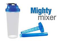 Шейкер для коктейля Mighty Mixer - ручной миксер