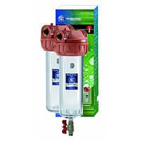Корпус магистрального фильтра для очистки воды Aquafilter F10NN2PCV_R