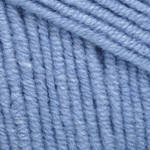 Турецкая пряжа YarnArt Jeans голубой №15