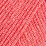 Турецкая пряжа YarnArt Jeans коралл №61