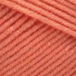 Турецкая пряжа YarnArt Jeans морковный №23