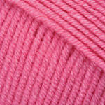 Турецкая пряжа YarnArt Jeans тёмно розовый №42