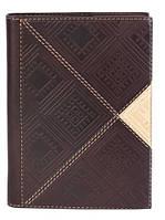"""Кожаный ежедневник ручной работы формата А5 """"Тайна времени"""""""
