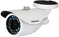 AHD видеокамера наружная Savamax SAV 48 OP для видеонаблюдения на 2 Мп