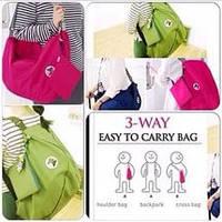 Сумка-трансформер 3 в 1 «Easy to Carry bag»