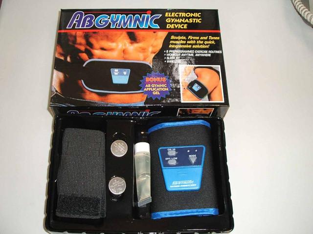 Тренажер для живота электронный AbGymnic (Ab Gymnic, Аб)