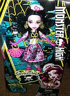 Кукла Дракулаура Кораблекрушение Monster High Shriekwrecked Nautical Ghouls Draculaura DTV90