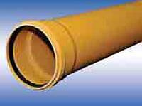 Труба ПВХ наружной канализации