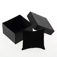 Подарочная коробка для часов - черная