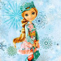 Кукла Эшлин Элла Эвер Афтер Хай серия  Эпическая Зима Ever After High Epic Winter Ashlynn Ella