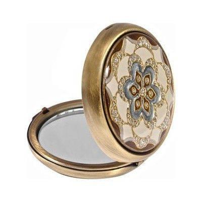 """Карманное зеркальце в восточном стиле """"Leif Lowe"""" 253345AB"""