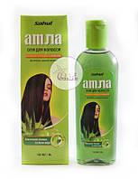 """Масло для волос Амла, Масло Амлы """"Sahul"""", 100 мл - без парабенов и минеральных масел"""