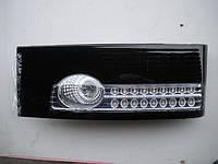 Задние диодные фонари на ВАЗ 2109  Освар-супер черный.