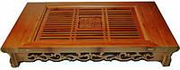 Чабань - чайный стол , бамбук 49 х 29 х 7.5см