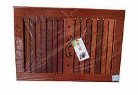 Чайный столик (чабань) , бамбук  49.5 х 34.5 х 7 см