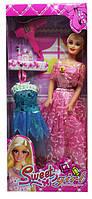 Кукла с одеждой в коробке  30см 8201/015А-С
