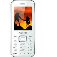 Мобильный телефон ASTRO A240 White, фото 1