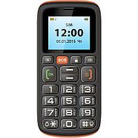Мобильный телефон ASTRO B181 Black/Orange, фото 1