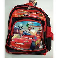 "Рюкзак для младшей школы  ""Тачки"" 34*27*17см"