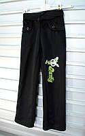 Детские спортивные штаны для девочки  р.110-134