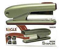 Степлер 24/6  15л. метал. Eagle S6085B