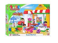 """Конструктор JDLT 5223 """"Магазин"""", типа Лего"""
