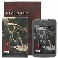 (50ml) Givenchy pour Homme Man (компактная парфюмерия в чехле)