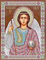 Схема для вышивки бисером  Св. Михаил