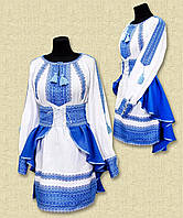 Вишиванка для дівчинки, вышиванка для девочки, костюм, вишитий костюм