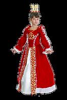 Королева новогодний костюм для девочки