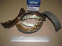 Колодки тормозные барабанные (производство Hyundai-KIA ), код запчасти: 5830524020
