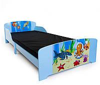"""Детская кровать """"Подводный мир"""""""
