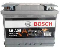 Акумуляторна батарея 60а (производство Bosch ), код запчасти: 0092S5A050