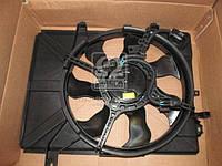 Вентилятор охлаждения двигателя в сборе (производство Hyundai-KIA ), код запчасти: 253801C160