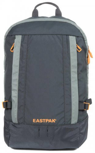 Неповторимый рюкзак 20 л. Mitchum Eastpak EK70A26J темно-серый