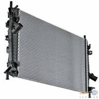 Акція!!! радіатор 380 mm ford focus / mazda 3 / volvo c30 / s40 ii (ms) / v50 (mw) (производство Behr-hella ), код запчасти: 8MK376764261