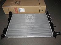 Радиатор охлаждения двигателя (производство Hyundai-KIA ), код запчасти: 253101R050